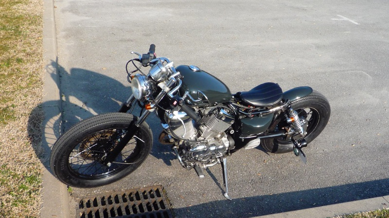 virago 1100 bobber with Bobber on Bobber as well Page 3 further 125 moreover Bmw K100rs Cafe Racer Hageman Motorcycles as well Watch.